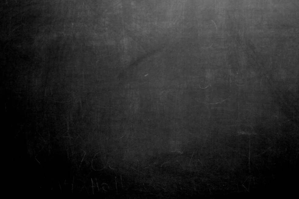 Blackboard background for Play Time About Us page