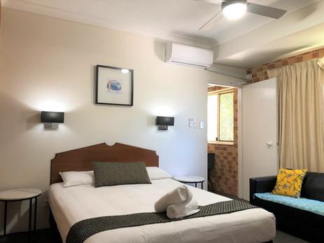 3 Interconnecting Bedrooms