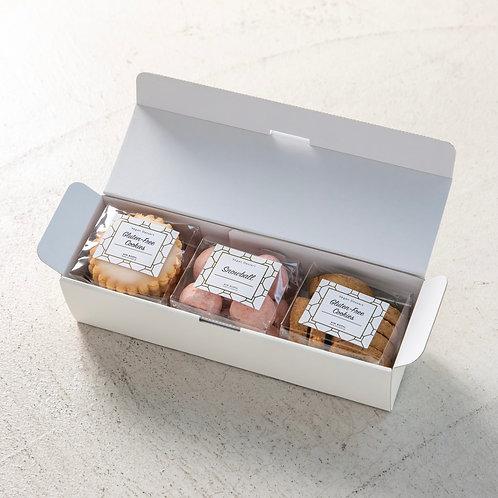 《Patisserie》シーズナルクッキーアソート(GF) . Assorted Seasonal Cookies