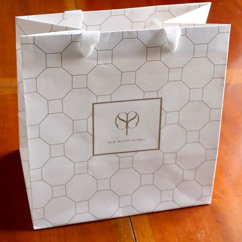 AIN SOPH.オリジナル紙袋 Mサイズ . Original Gift Bag (Medium)