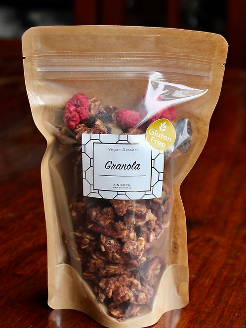 《Patisserie》ショコラグラノーラ(グルテンフリー) . Chocolate Granola (GF)