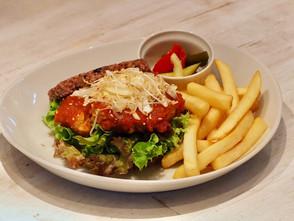 ◆池袋店◆ライスバーガー第二弾「ヤンニョムSOYチキンバーガー」新発売!