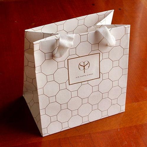 AIN SOPH.オリジナル紙袋 Sサイズ . Original Gift Bag (Small)