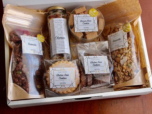 《Patisserie》グルテンフリークッキーアソート L サイズ . Assorted Gluen Free Cookie Box (Large)
