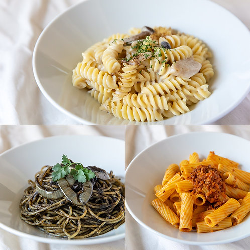 《Grocery》パスタソース3種セット . 3x Pasta Sauce Set