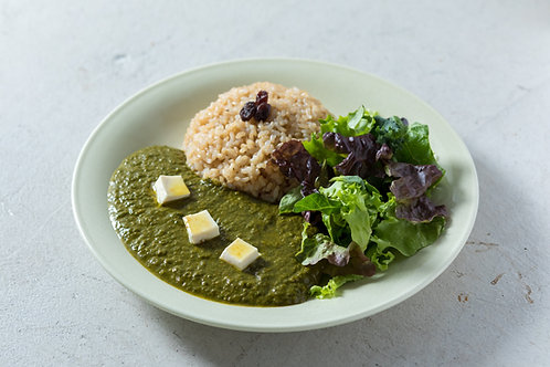 《Grocery》グリーンカレー .Green Curry  (GF)