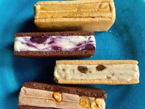 「アイスクリームサンド」が秋冬フレーバーになりました!