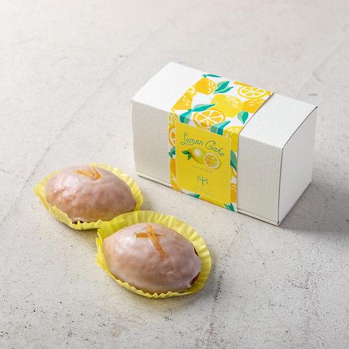 《Patisserie》グルテンフリー檸檬ケーキ . GF Lemon Cake