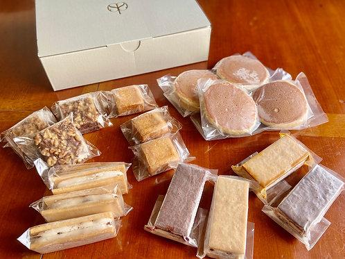 《冷凍》グルテンフリーバラエティパンケーキセットL . Gluten Free Box (Large)