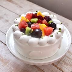 ホールケーキのご予約承ります