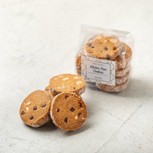 《Patisserie》 カフェチョコナッツ . Mocha Nut Cookie