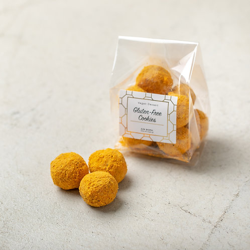 《Patisserie》 チェダーチーズボール . Cheddar Cheese Ball