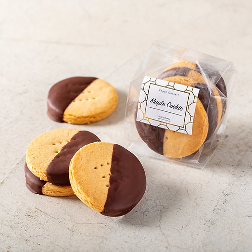 《Patisserie》チョコメープルクッキー(グルテンフリー).Chocolate Maple Cookies