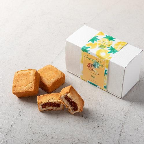 《Patisserie》パイナップルケーキ(グルテンフリー) . Pineapple Cake (GF)