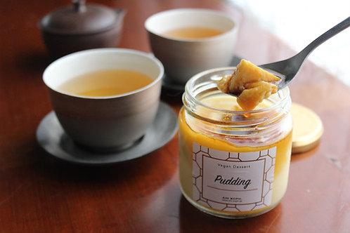 《冷蔵》ヴィーガン プリン(グルテンフリー). Classic Pudding (chilled)