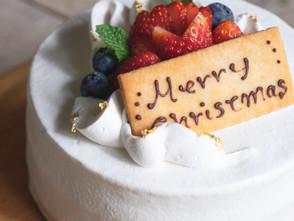 各店クリスマスコース紹介!