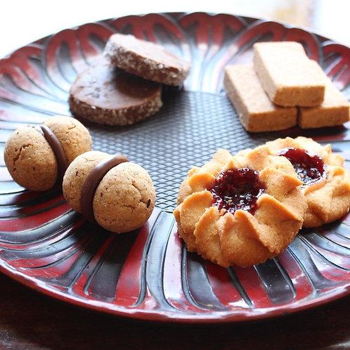 《Patisserie》グルテンフリークッキーアソート . Assorted Gluten Free Cookies
