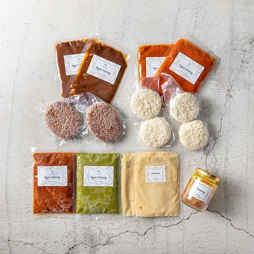 《Grocery》美味しくご飯ギフトセット . Full Vegan Meal Set