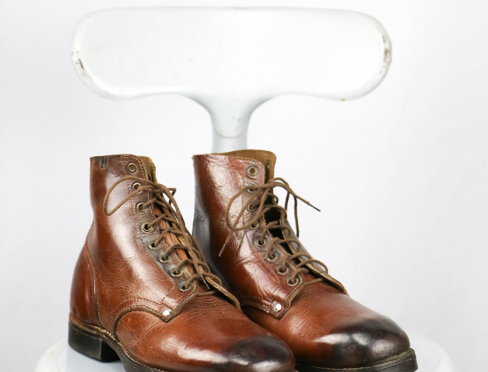 1940' FRENCH OFFICER BOOT