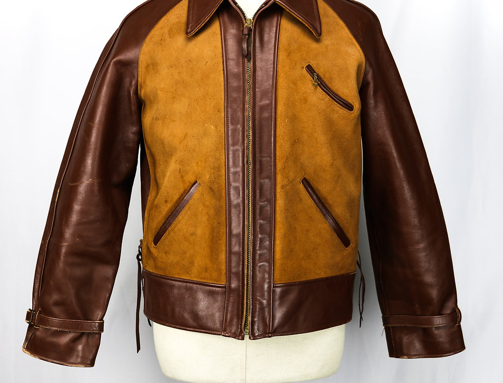 RUSSET BROWN JACKET