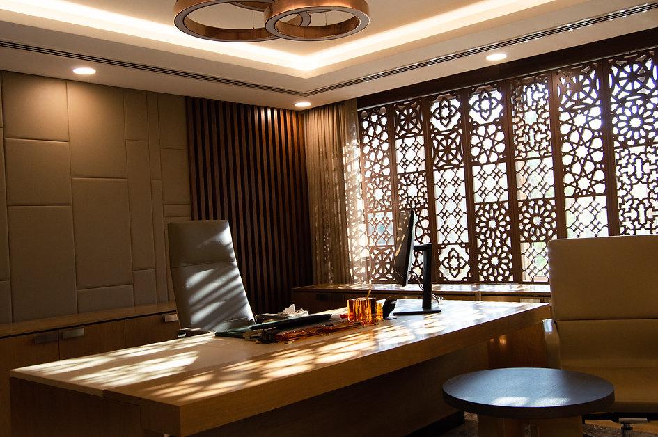Chairperson's Desk | MHD
