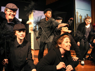 Chimney Sweeps in Step in Time