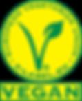 Auszeichnung Vegan-Siegel für veganen  Flammkuchen