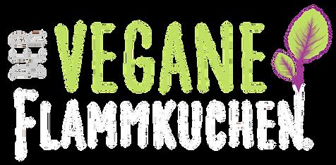Der Vegane Flammkuchen Logo Veganer Flammkuchen