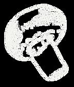 Champignon gezeichnet
