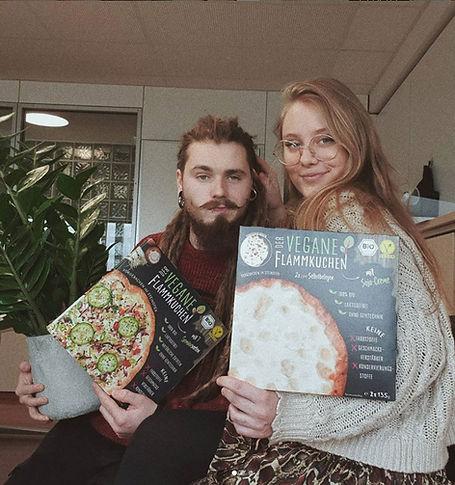 Der Vegane Flammkuchen Produktentwickler, Team