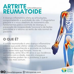 Tratamento para artrite reumatoide