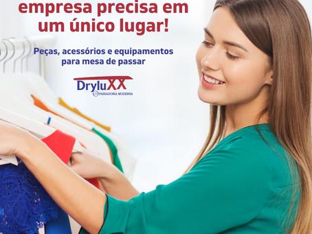 Dryluxx - Passadoria Moderna