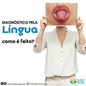 Diagnóstico pela língua