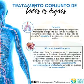 Tratamento conjunto de todos os órgãos