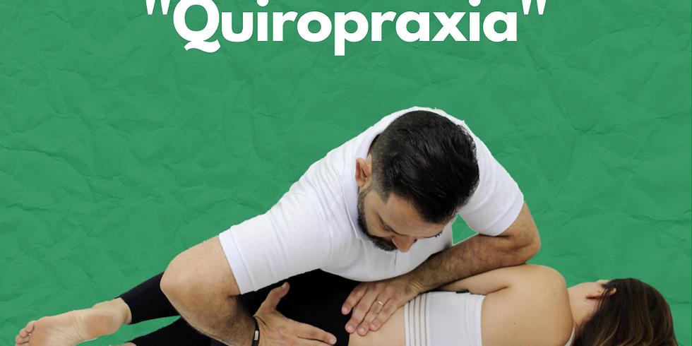 Curso técnicas manipulativas ortopédicas ''Quiropraxia''