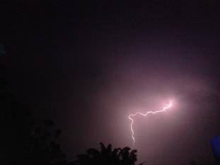 Storm in Djamena