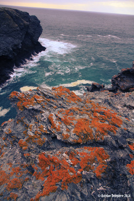 Sea in Belle Ile en Mer Island