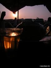 Tea in Siem Rap