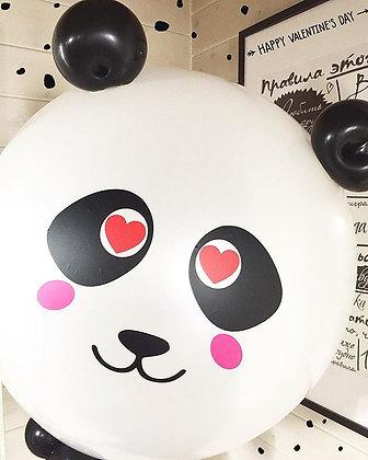 Большой шар 90 см. Панда