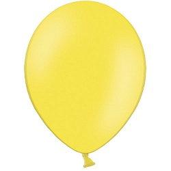 10 латексных шаров 30 см.,цвет желтый металл