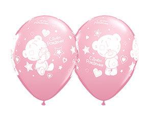 Букет из 10 шаров латексных Tatty Me To You pink