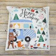 Подушка Happy Camping 50х50 см