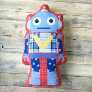 Подушка Robot Vincent 55х33 см