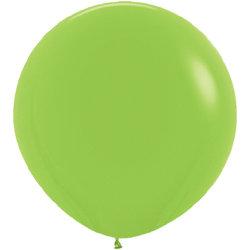 Большой шар лайм