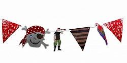 Гирлянда Пираты, 200см