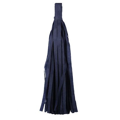 Кисточка Тассел, бумага Тишью, 30 см. черная