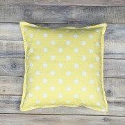 Подушка Yellow Dots 40х40 см
