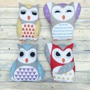 Набор подушек Little Owls