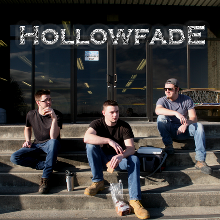 Hollowfade EP Streaming NOW!