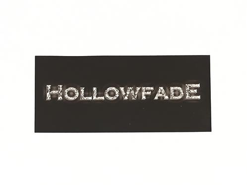 Hollowfade Sticker
